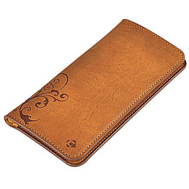 보편적 인 아이폰에 대한 cornmi 삼성 전자 haiwei 카드 슬롯 빈티지 가죽 유니버설 지갑 파우치 케이스 htc lg 소니