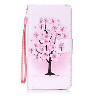 tok Για Samsung Galaxy A5(2016) A3(2016) Πορτοφόλι Θήκη καρτών Ανοιγόμενη Με σχέδια Πλήρης κάλυψη Δέντρο Σκληρή PU Δέρμα για A5(2016)