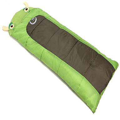 CAMEL Śpiwór Śpiwór typu Koperta 10°C Moistureproof Wodoodporny Przenośny Składany Oddychalność Prostokąt Dla dzieci 180X30 Piesze