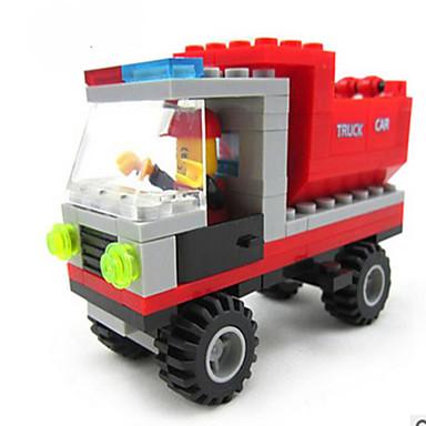 Zestaw DIY Zabawkowe samochody Koparka Zabawki DIY Sztuk
