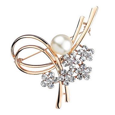 Kadın Broşlar Mücevher Için Günlük
