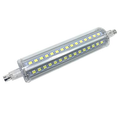 900lm R7S LED-maissilamput T 90LED LED-helmet SMD 2835 Koristeltu Lämmin valkoinen / Kylmä valkoinen 85-265V