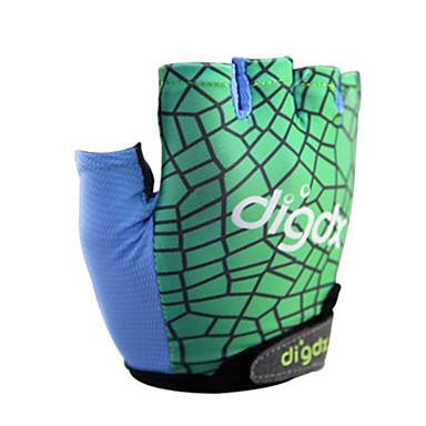DLGDX® Szabadidős/Sport kesztyűk Kerékpáros kesztyűk Anatómiai tervezés Párásodás gátlás Viselhető Bélfonalszövet Védő Rugalmas Ujj néküli