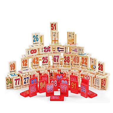 Domino & Çini Oyunları Oyuncaklar Ahşap Deve