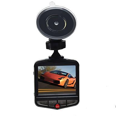 209 720p HD 1280 x 720 1080p 140 stopni Rejestrator samochodowy 2.4  cala Dash Cam Tryb parkingowy Nagrywanie w pętli