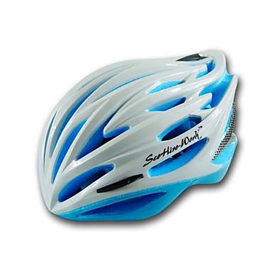 남여 공용 자전거 헬멧 25 통풍구 싸이클링 산악 사이클링 도로 사이클링 사이클링 L : 58-61CM