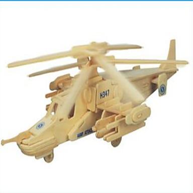 Puzzle Drewniane puzzle Cegiełki DIY Zabawki Kula 1 Drewno Kryształowy Model / klocki