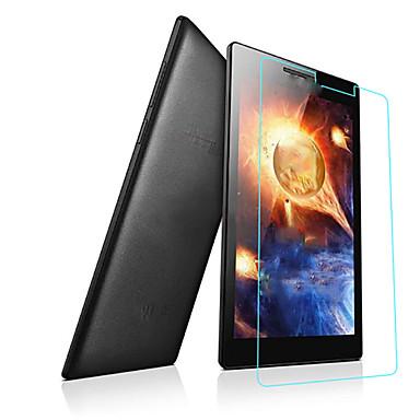 スクリーンプロテクター のために Lenovo Lenovo Tab 2 A7-10 強化ガラス 1枚 ハイディフィニション(HD)