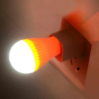 1 parça LED Masa Lambaları Gece Lambası Küçük Boy Kompakt Boyut Modern/Çağdaş