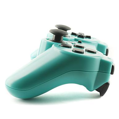 genopladeligt usb trådløse controller til PlayStation 3/ps3 (grøn)