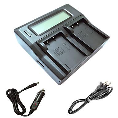 ismartdigi bls5 LCD dual laturi auton latausjohto varten Olympus E-PL2 PL3 PL5 PL6 pl7 ep3 EM10 e-PM1 PM2 PM3 bls5 BLS1 kamera batterys