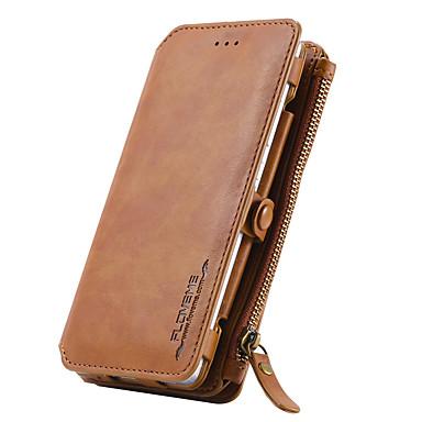 Για φορητό πορτοφόλι huawei p9 με θήκη περίπτωσης γεμάτη θήκη από σκληρό γνήσιο δέρμα