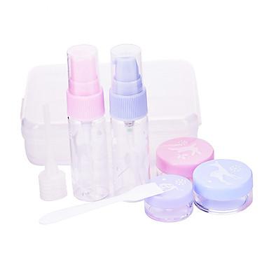 szépség palack üres üveg kozmetikai al - üveg, műanyag palack nyomás palack flakon utazási csomag
