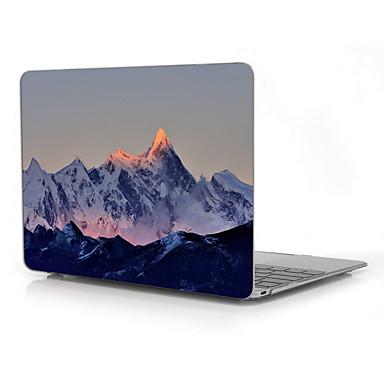 MacBook Θήκη laptop Θήκες για Μποέμ Στυλ Πλαστικό Υλικό