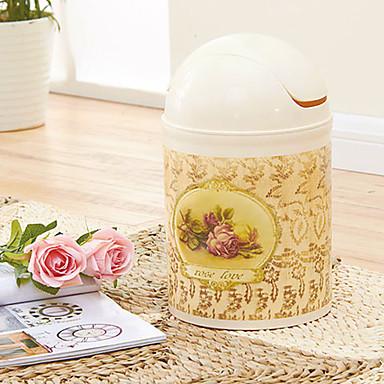 Alta qualidade 1pç Plástico Lata de Lixo Proteção, Cozinha Produtos de limpeza