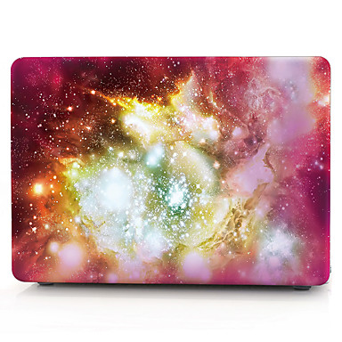 MacBook Kotelo / Salkku varten Pimeässä hohtava / Taivas Muovi MacBook Air 13-tuumainen / MacBook Pro 13-tuumainen / MacBook Air