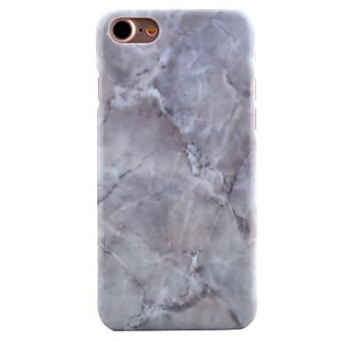 Na Etui iPhone 7 Etui iPhone 7 Plus Etui iPhone 6 Etui Pokrowce Wzór Etui na tył Kılıf Marmur Twarde PC na AppleiPhone 7 Plus iPhone 7
