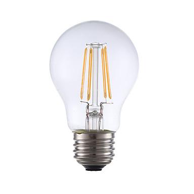 GMY® 350 lm E26 Żarówka dekoracyjna LED A17 4 Diody lED COB Przysłonięcia Ciepła biel AC 110-130V