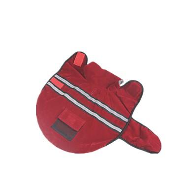 Pies Szelki Ubrania dla psów Codzienne Jendolity kolor Orange Green Kostium Dla zwierząt domowych