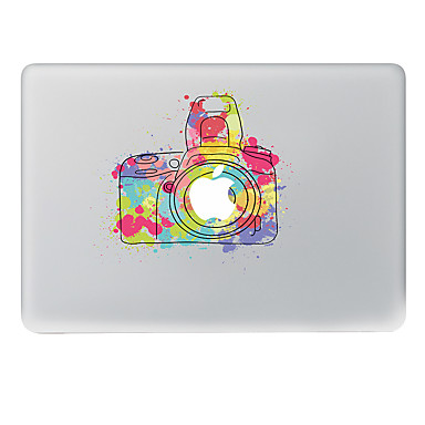 1 kpl Kalvotarra varten Naarmunkestävä Leikki Apple-logon kanssa Kuviointi PVC MacBook Pro 15'' with Retina MacBook Pro 15 '' MacBook Pro