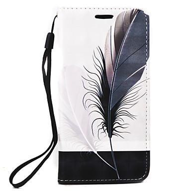 غطاء من أجل Samsung Galaxy S7 edge S7 حامل البطاقات محفظة كامل الجسم الريش قاسي جلد اصطناعي إلى S7 edge S7 S6 edge S6