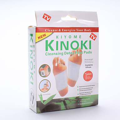 Volledig Lichaam Voet Hulp Foot Pads Wasinstructies Detox Stimuleert de bloedvernieuwing