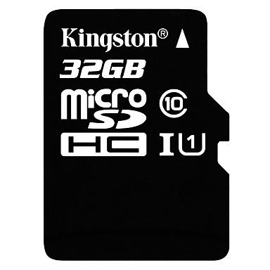 Kingston 32GB TF cartão Micro SD cartão de memória UHS-1 class10