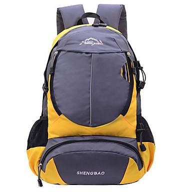 25 L Sırt Çantası Paketleri Bisiklet Sırt Çantası sırt çantası Tırmanma Serbest Sporlar Bisiklete biniciliği / Bisiklet Kamp & Yürüyüş Su