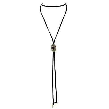 نساء Y-القلائد مجوهرات سبيكة أسلوب بانك مجوهرات من أجل يوميا فضفاض