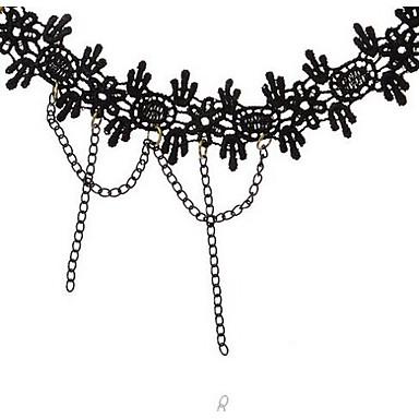 Γυναικεία Βραχιόλι αστραγάλου/Βραχιόλια Δαντέλα Μοντέρνα Κοσμήματα Για Καθημερινά Causal