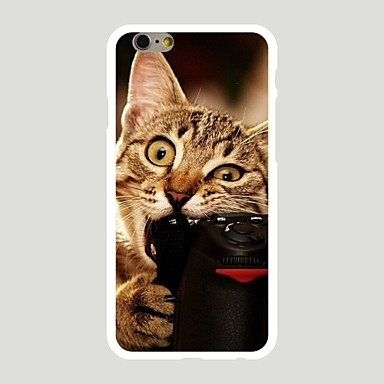 Case Kompatibilitás Apple iPhone 7 iPhone 7 Plus iPhone 6 Minta Hátlap Cica Kemény PC mert iPhone 7 Plus iPhone 7 iPhone 6s Plus iPhone 6