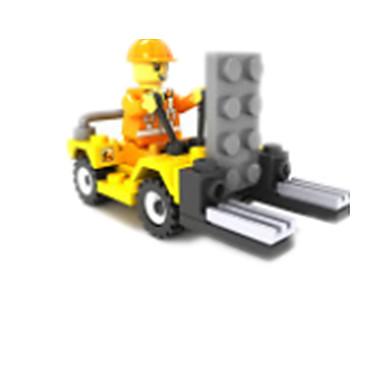 Oyuncak arabalar Inşaat Aracı Forklift Oyuncaklar Forklift Parçalar