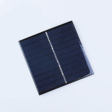 καβούρια βασίλειο DIY μικρές αποφάσεων παιχνίδι υλικά 5v ηλιακό ρυθμιστή πάνελ 1τεμ 160mA ρεύματος