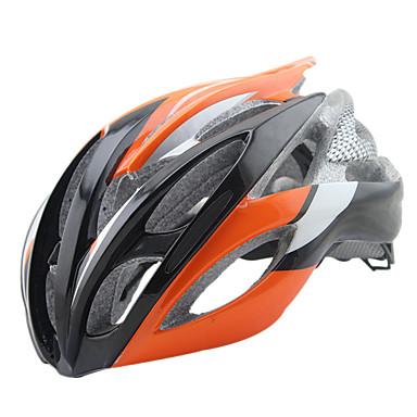 Bike Helmet CE Ποδηλασία 23 Αεραγωγοί Ρυθμιζόμενο One Piece Βουνό Αθλητικά Youth Ποδηλασία Βουνού Ποδηλασία Δρόμου Ποδηλασία Αναψυχής