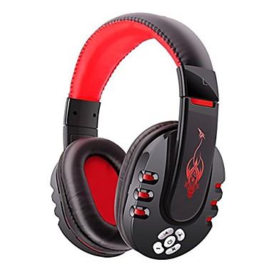 OVLENG V8 Bezprzewodowy/a Słuchawki Dynamiczny Plastikowy Rozrywka Słuchawka Z kontrolą głośności z mikrofonem Izolacja akustyczna