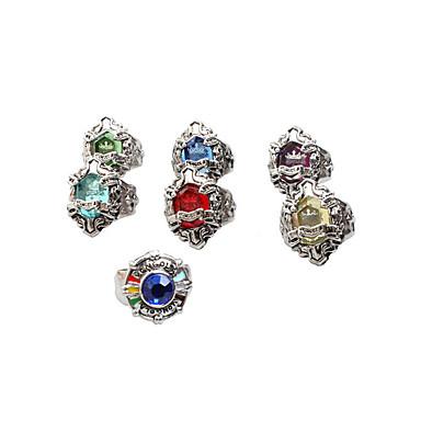 Κοσμήματα Εμπνευσμένη από Στολές Ηρώων Στολές Ηρώων Anime Αξεσουάρ για Στολές Ηρώων Δακτυλίδι Κράμα Ανδρικά Γυναικεία
