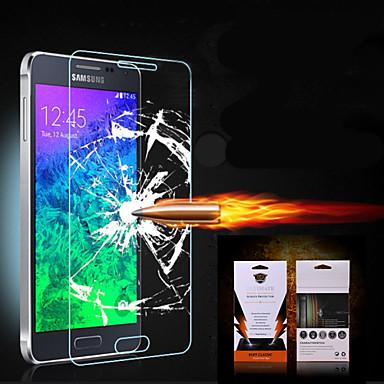 Screenprotector voor Samsung Galaxy A3 PET Voorkant screenprotector