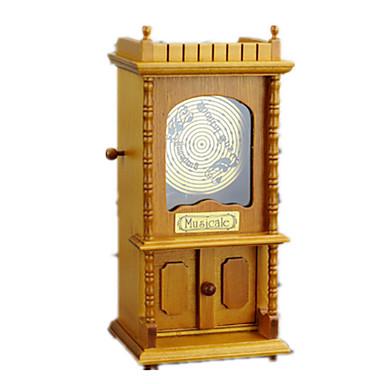 Music Box Zabawki Kwadrat Pianino Classic & Timeless Sztuk Dla chłopców Dla dziewczynek Nowy Rok Walentynki Prezent