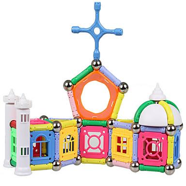 Jucărie magnetică Magnetice magnetice Lego Seturi magnetice de construcție Jucării Educaționale Jucarii Arhitectură Novelty Băieți Fete 1