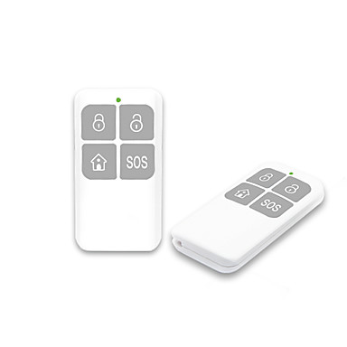 FSK 868MHz s1 έξυπνο ασύρματο χειριστήριο remonte wireles υποστήριξη RC01 σύστημα συναγερμού ασφαλείας GSM συναγερμού στο σπίτι διαρρήκτης