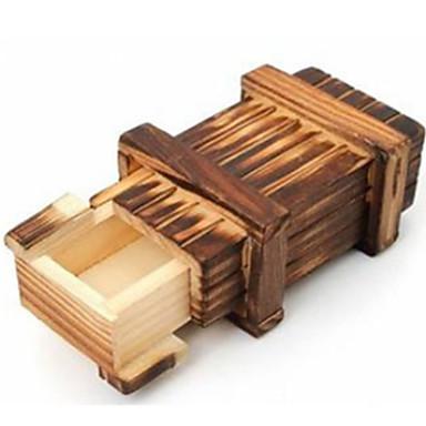 Drewniane puzzle Łamigłówki IQ Układanka Kong Ming Układanka Luban Zabawki Zabawki Test na inteligencję Dla dziewczynek Dla chłopców Sztuk