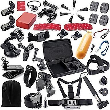 Akcesorium Kit Wszystko w Jednym Dla Action Camera Wszystkie Aparaty Akcji Gopro 5 Gopro 4 Silver Gopro 4 Black Gopro 4 Session Gopro 4