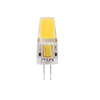 3,5 W 400-450 lm G4 LED Φώτα με 2 pin T 1 leds COB Αδιάβροχη Διακοσμητικό Θερμό Λευκό