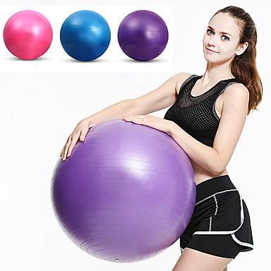 Treenipallo Jooga Fitness Räjähdyssuojatut Paksu 75cm PVC