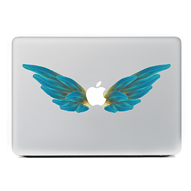 1 piesă Acțibilduri pentru Rezistent la Zgârieturi Se joaca cu logo-ul Apple Model PVC MacBook Pro 15'' with Retina MacBook Pro 15 ''