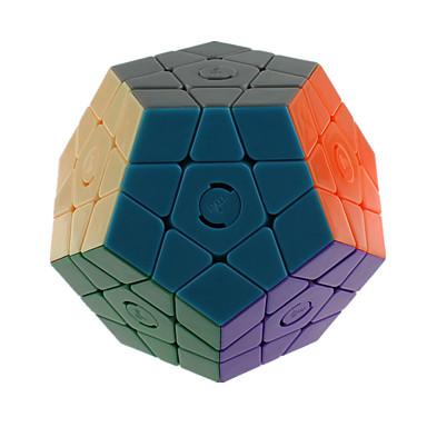 Παιχνίδια Ομαλή Cube Ταχύτητα Megaminx Μαγικοί κύβοι Ουράνιο Τόξο ABS