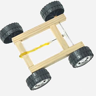 καβούρι Kingdom® diy παιχνίδια των παιδιών λαστιχάκι αυτοκίνητα δημοτικού επιστήμη πειραματιστείτε εκπαιδευτικής τεχνολογίας με το χέρι