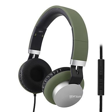 nötr Ürün GS-789 Kulaklıklar (Kafa Bantlı)ForMedya Oynatıcı/Tablet / Cep Telefonu / BilgisayarWithMikrofon ile / DJ / Sesle Kontrol /