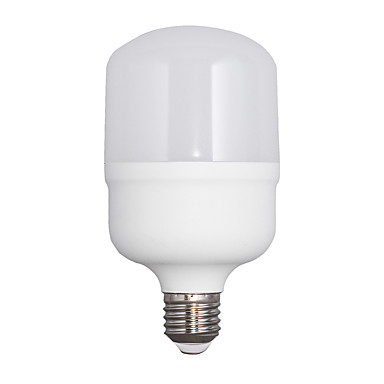 ADDVIVA 3000 lm E26/E27 LED Λάμπες Σφαίρα T100 45 leds SMD 2835 Θερμό Λευκό AC 220-240V