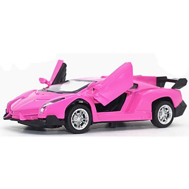 Model araba Eğitici Oyuncak Oyuncaklar Yenilikçi Müzik ve Işık Araba Metal 1 Parçalar Genç Erkek Genç Kız Yılbaşı Yeni Yıl Çocukların Günü
